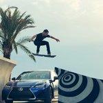 http://t.co/UeENmKVSlA Невероятное видео с реальной демонстрацией ховерборда Lexus Slide http://t.co/3OCVQokJMT