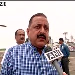 3 hostages rescued 1 terrorist has been caught alive. 1 terrorist killed: Jitendra Singh, MoS PMO on Udhampur attack http://t.co/0Gx07Dhkeb