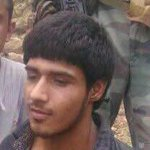 Picture of 1 of the purported terrorists nabbed by security forces in Udhampur (J&K), PIC SOURCE: Kashmir Dispatch http://t.co/xtZ4Z9Dif3