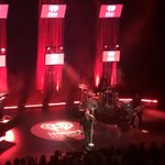 This absolute babe has hit the stage!! @iHeartRadioNZ #iHeartAdam @adamlambert http://t.co/XasdVyOyTS