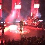 @adamlambert is killing his @iheartradionz show!!! What a stunner!!! ???? #iHeartAdam http://t.co/TZtFL3hgts