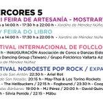 #mariapita2015 | DÍA 5 | Chega o folclore e remata o exitoso @Noroeste_Pop_R  expandido. E +: http://t.co/lcuFqIpi6T http://t.co/JidZAAA0P5