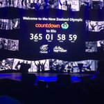 The Countdown clock is ticking!! #PMOlympicDinner @nzolympics #betheinspiration http://t.co/aRcyi6sYPs