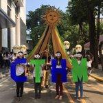 Welcome on board, CTHM freshies!!! ✈️???????? #ActiveAndAttractive #TWW2015 #TomasinoNaAko http://t.co/hUbb7cLJ7j