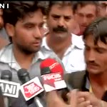 Rakesh Kumar, villager who helped nab terrorist:He threatened,said show me way out.We had no option so we misled him. http://t.co/rOrBYR0sEq