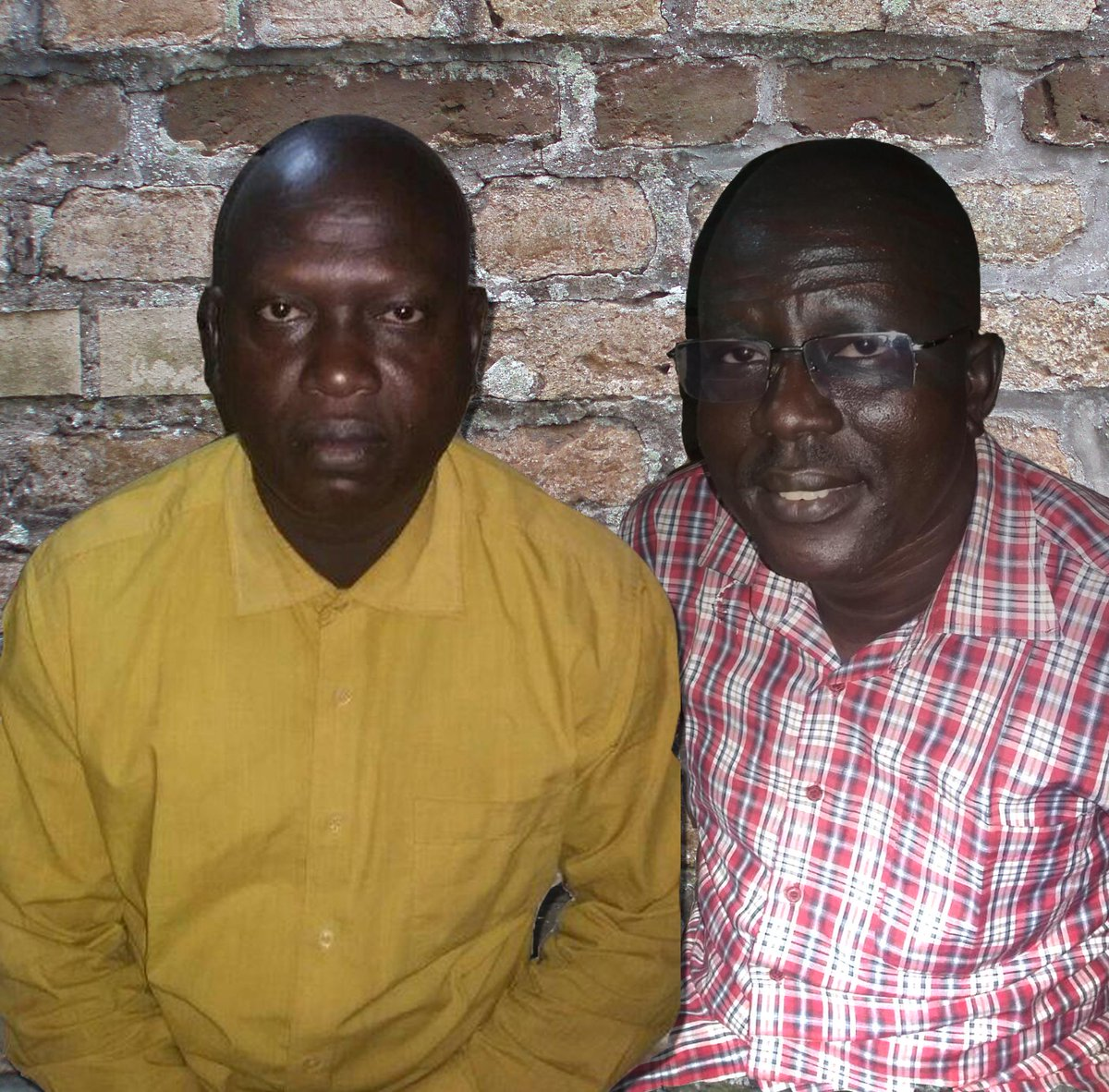 BREAKING: Sudanese pastors Rev Yat Michael and Rev Peter Reith have been freed. More details to follow. #setthemfree http://t.co/y1UCmbKOuh