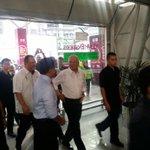 Baru tiba di KL Sentral utk meninjau & memahami masalah yg dialami pengguna pengangkutan awam di Lembah Klang http://t.co/knhYVv9K4t