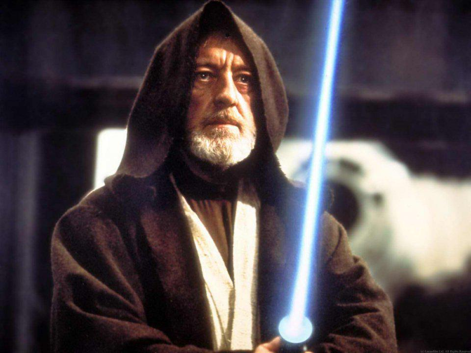 Let's remember the amazing Alec Guinness who died 15 yrs ago today. Alec portrayed Ben 'Obi-Wan' Kenobi in @starwars http://t.co/JTBoEXyWEa