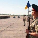 Украинские военные репетируют парад на День Независимости 24 августа http://t.co/yCTja4pKuC