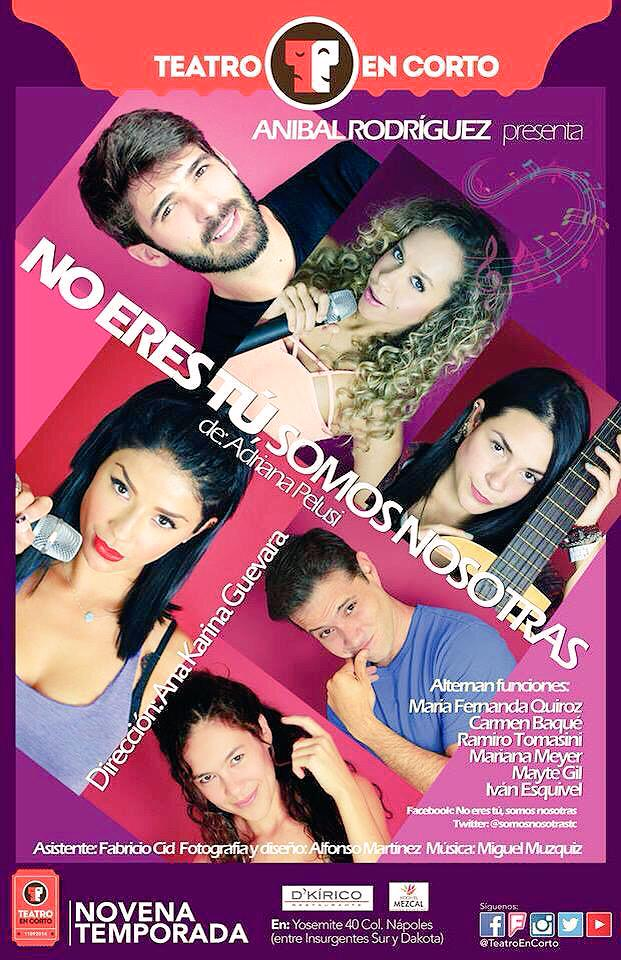 Ramiro Tomasini (@RamiroTomasini): A una semana del estreno! Los esperamos! @TeatroEnCorto @somosnosotrastc @anibbal @AdrianaPelusi @AnaKarinaGE http://t.co/OeAIeTlHKd