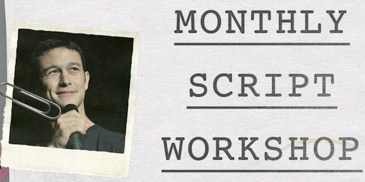 RT @hitRECord  Today's the deadline to get your #MonthlyScriptWorkshop final drafts in: http://t.co/Urxj4OpUtc http://t.co/hfFW1enTRk