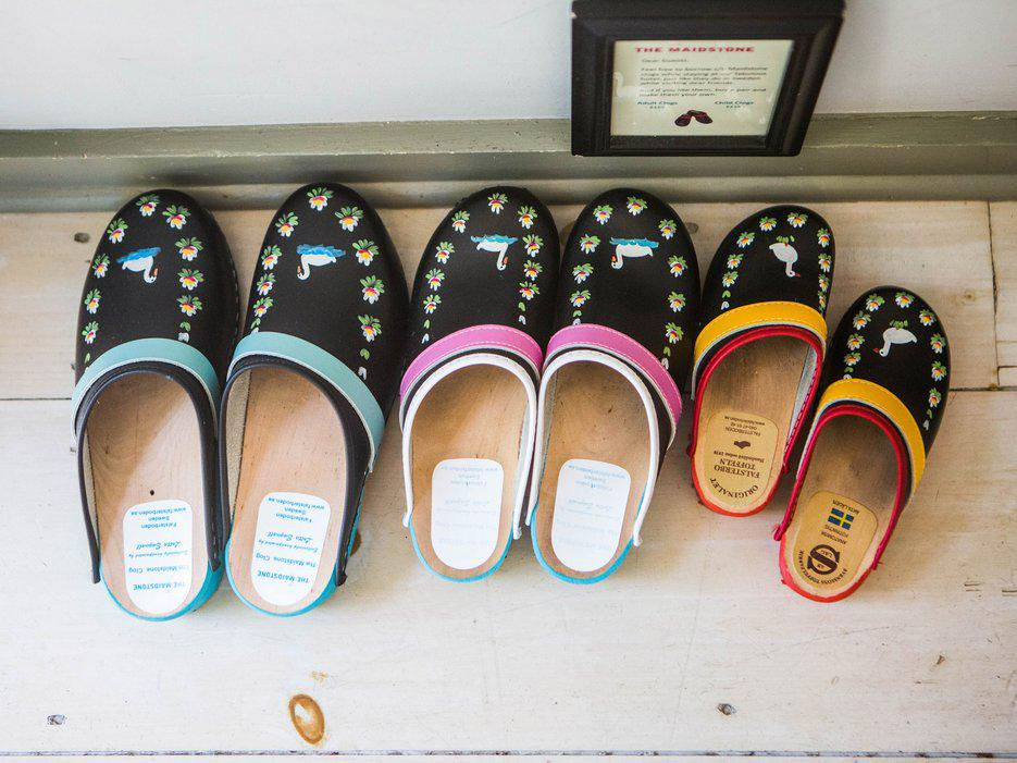 Sweden has arrived in the Hamptons (complete with wooden clogs!), thanks to this hotel