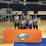 .@AaronICE2 and I loved meeting the @SunnyDelight Sweepstakes winners at my @ProCamps! #KeepItSunnyPeople http://t.co/09nMSE9d4b