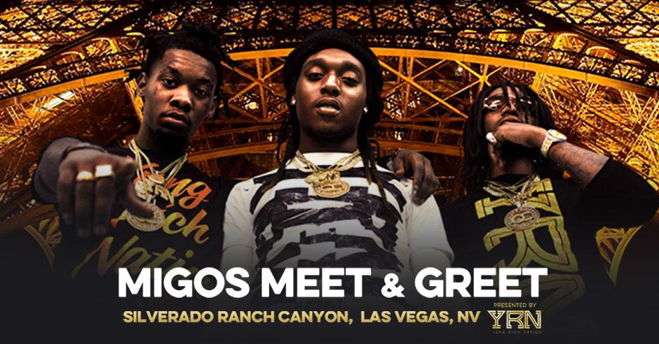 Vegas migos is coming to you for a meet greet on saturday 88 at vegas migos is coming to you for a meet greet on saturday 88 at 4pm details here scoopnest m4hsunfo