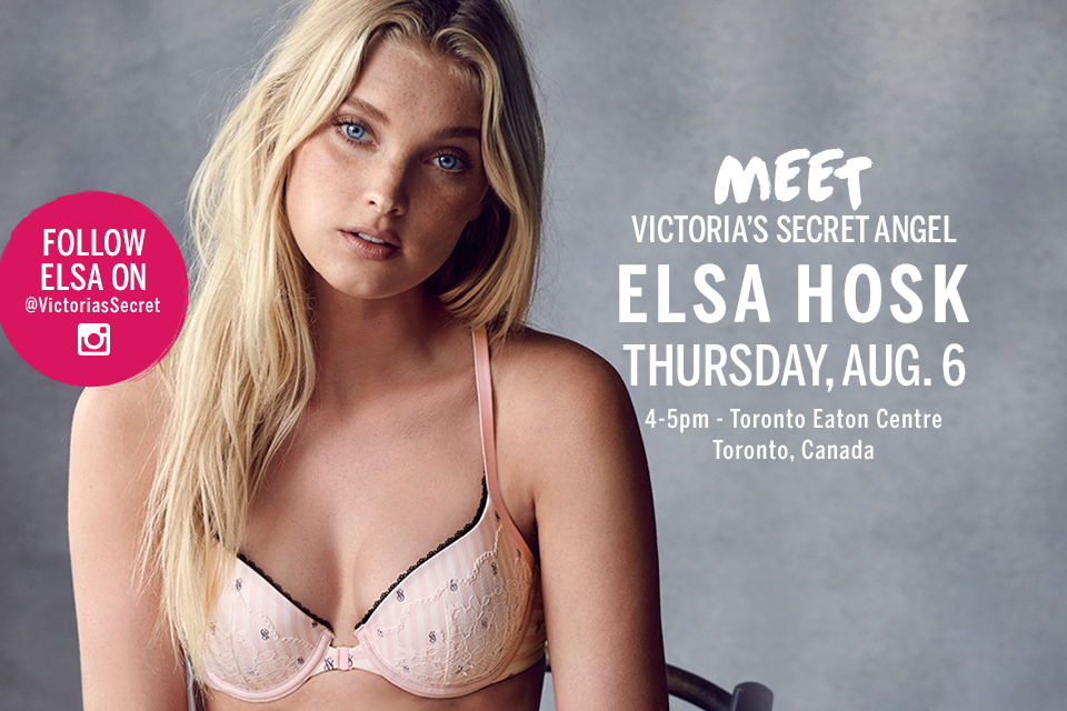 TOMORROW: @ElsaHosk is taking over our Instagram for a day in Toronto! http://t.co/osu2HnYXFP http://t.co/TCPvkMrhYF