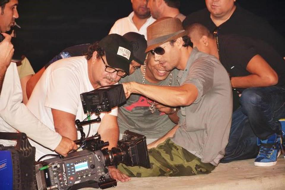 #tbt with the incredible #AlejandroPerez #bts #bailando #musicvideo @duttypaul​ @Descemer_Bueno​ @gdzoficial http://t.co/dSu8EvLqKh