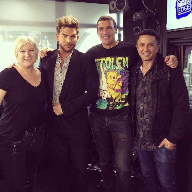 Adam Lambert!! http://t.co/h6IcbjIveF http://t.co/II5PBRUQ9B