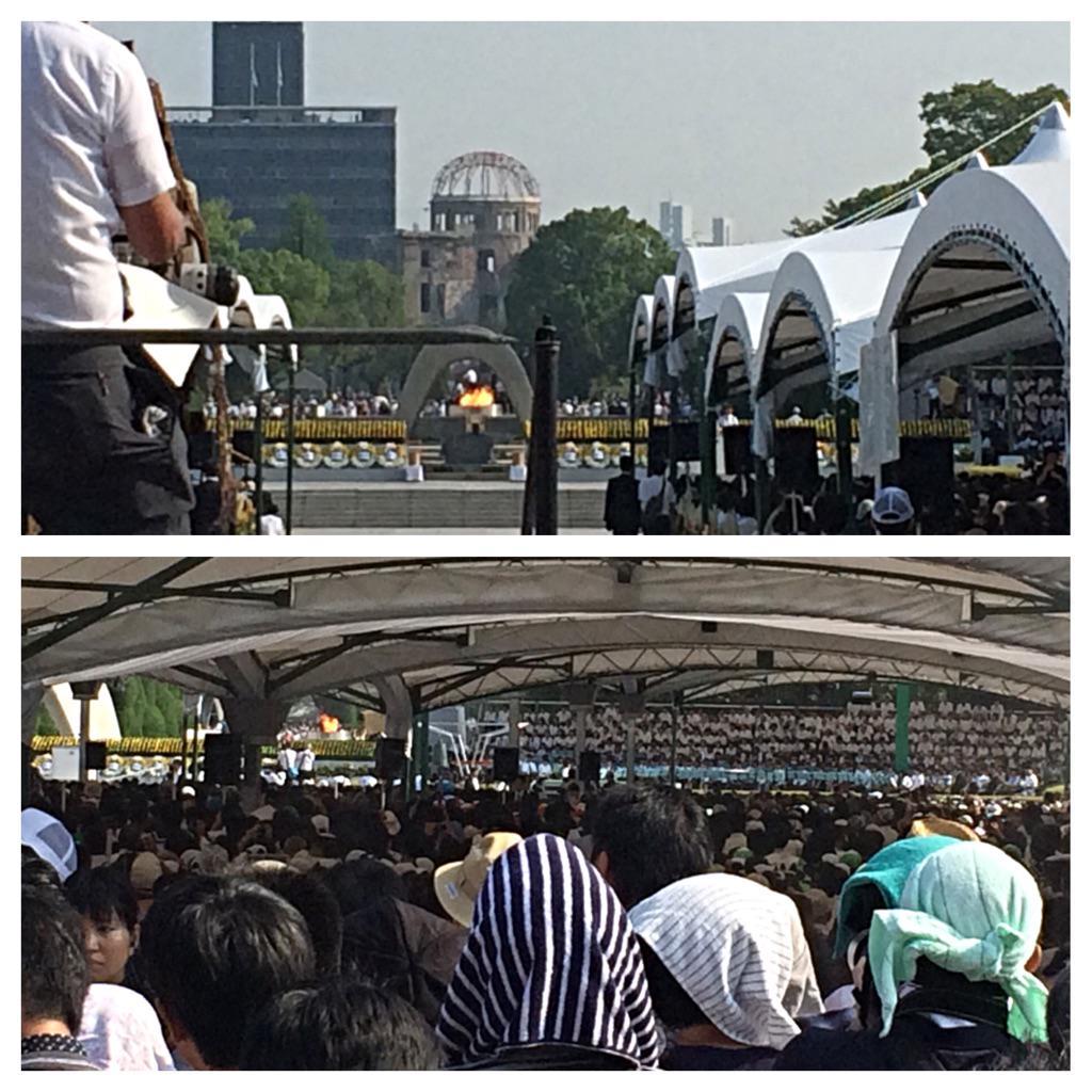 Aug. 6, 1945. 70 Years. #Hiroshima #Peace True peace can be found in Jesus! #John16:33 #Matthew11:28-30 http://t.co/I3TzZTKeW8
