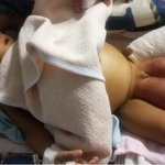 Hi gaiss mohon bantuan segera kepada bayi ini. @brgsjks @_pedoq @NajibRazak  Zaiton ismail acc maybank 152031342782 http://t.co/NhgTx9B8xp