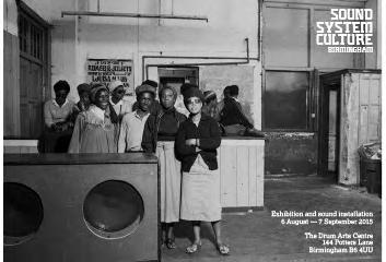 FREE exhibition, Sound System Culture launches tonight, 6pm @The_Drum! Watch the trailer here http://t.co/Eu2jTKys5F http://t.co/L0HMz55wOs