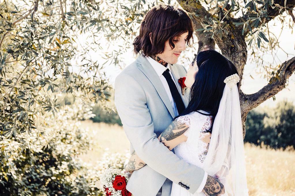 Alex barnes wedding