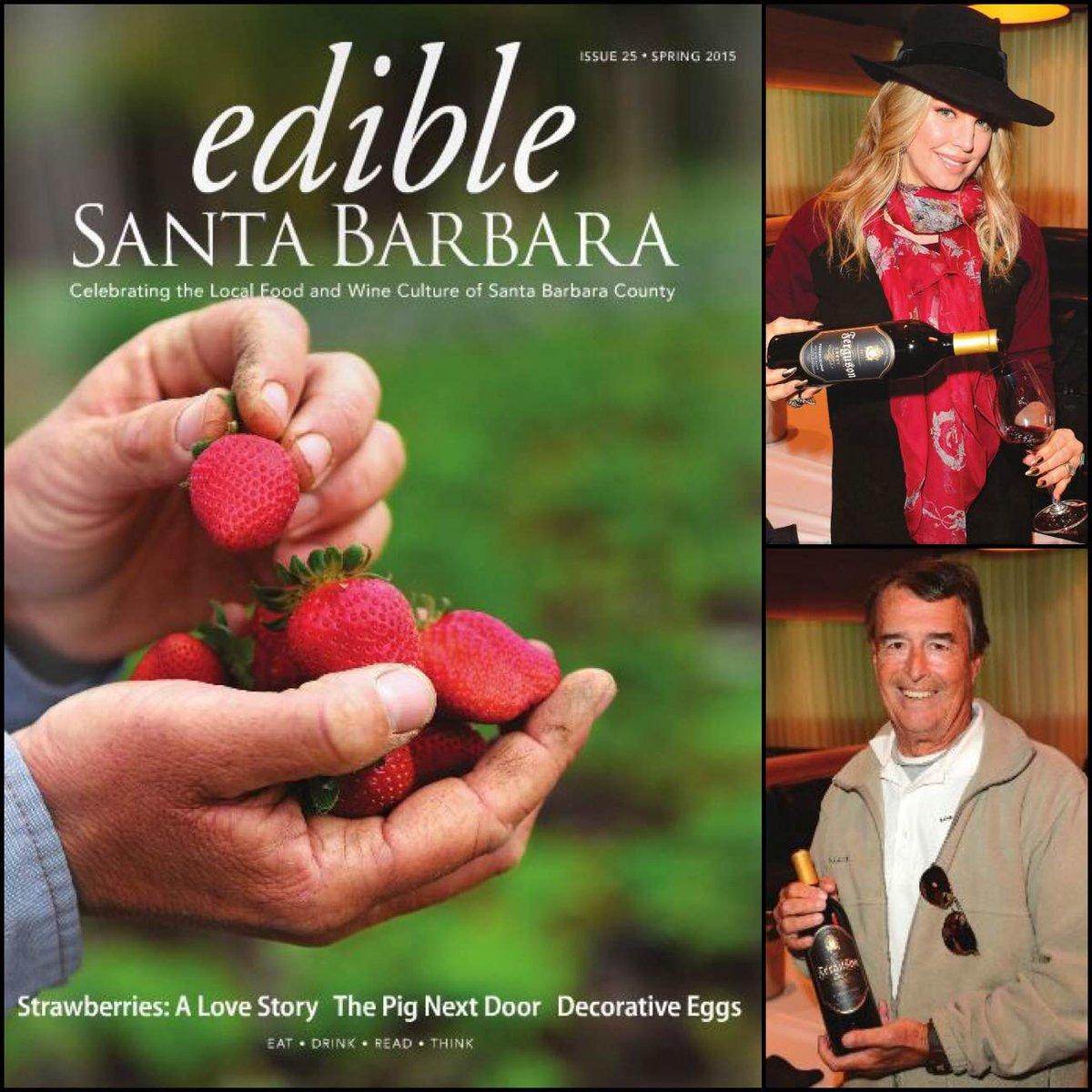 RT @FergusonCrest: #ICYMI: How @Fergie & dad #PatFerguson r rocking the #wineworld in @EdibleSB #Spring2015 issue!http://t.co/WJb1WbN7o8 ht…