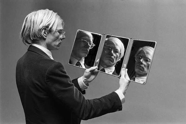 The man, the myth, the legend: Happy Birthday #AndyWarhol! http://t.co/B34ZXU0MvT