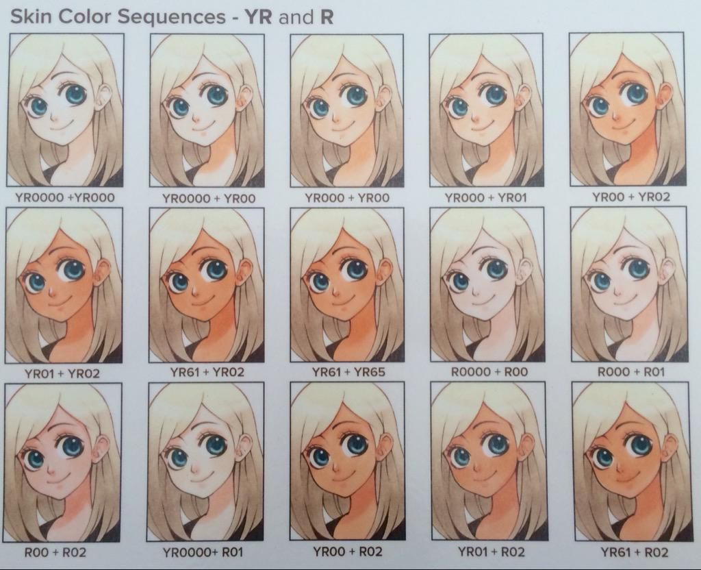 New skin sequence I worked on. Please use it as reference @copicmarker http://t.co/eRkEWQSrb4