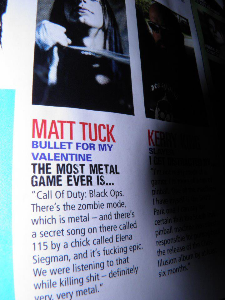 Just remembering the awesome-osity that was finding out that this happened. October 2011 issue of @KerrangMagazine http://t.co/VNgBPClu03