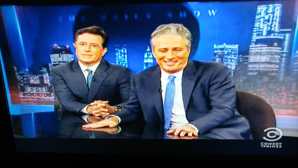 These two. My life would be significantly less entertaining without them. #JonVoyage http://t.co/MLjW19eHPt