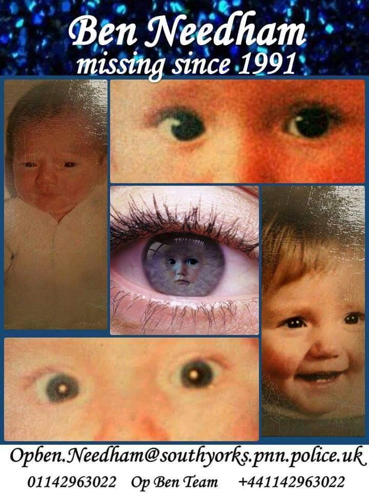@GeorgeMorina Please Rt our brand new #fotofriday Ben Needham abducted aged 21months in 1991 #helpfindben