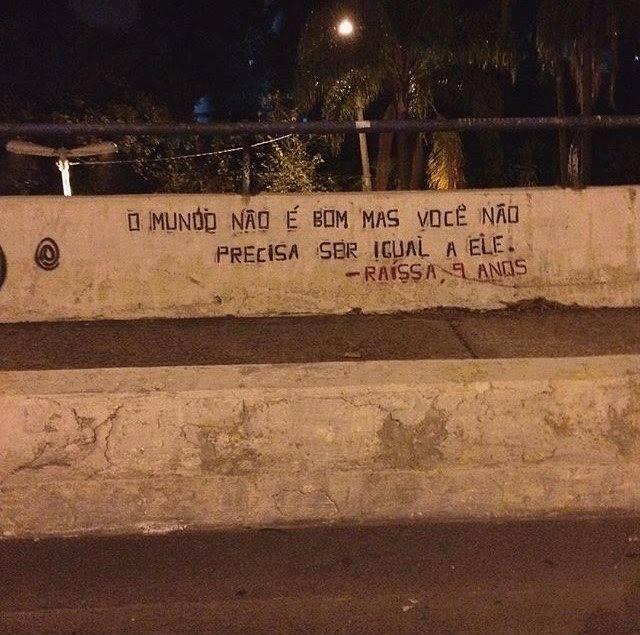 Rio Grande do Norte. Foto enviada por Eunice Cristine #olheosmuros http://t.co/EScylJlg7c