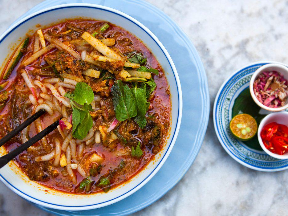 Penang, Malaysia is the foodie capital of the world—and it's easy to see why