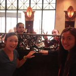RT @YungJan_Chan: Cheesecake Factory become the new player lounge when we get a rainy day like this! @MirzaSania @mhingis #HaoChingChan htt…