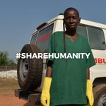 My name is Maseray Kamara. Thank you for letting me tell my story. Join us. http://t.co/LQRDOEW6lD #ShareHumanity http://t.co/9z2kWEyizy