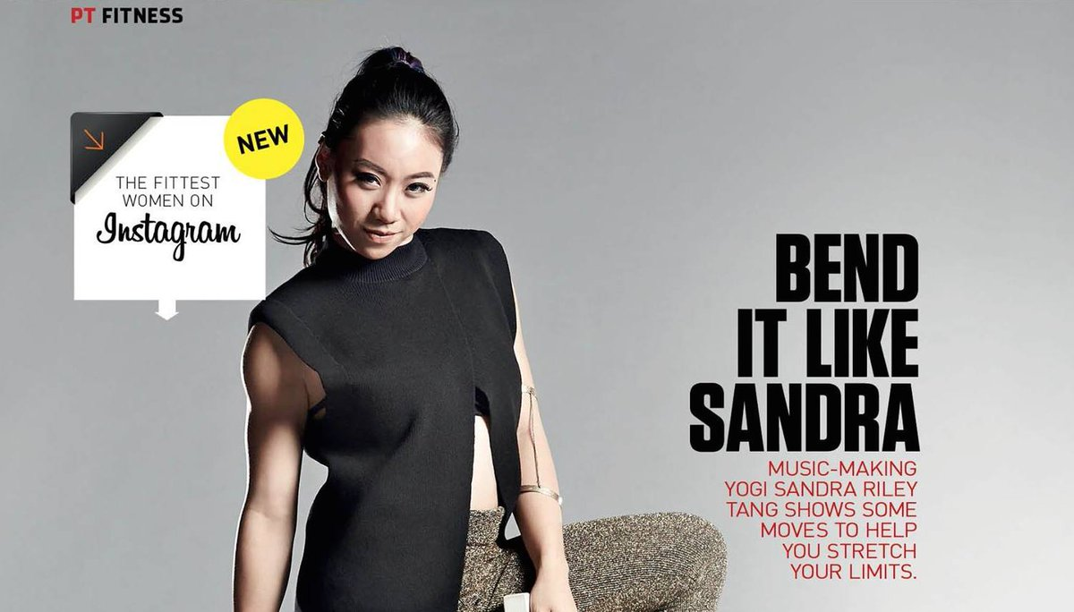 Want to read more about @SandraRileyTang? Keep a lookout for our latest Sept issue! http://t.co/rpZaLpvz2V