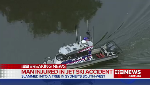 A man has been seriously injured in a jet ski accident on ...