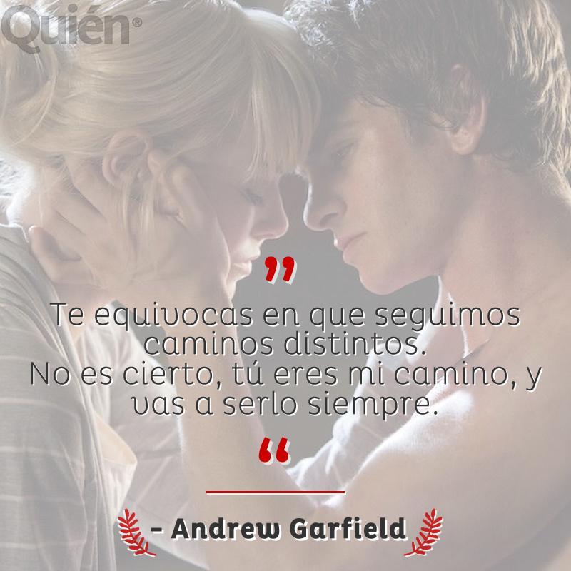 #FraseDelDía Hoy cumple años el guapísimo Andrew Garfield, ¡muchas felicidades! http://t.co/HIJP1wl7xY