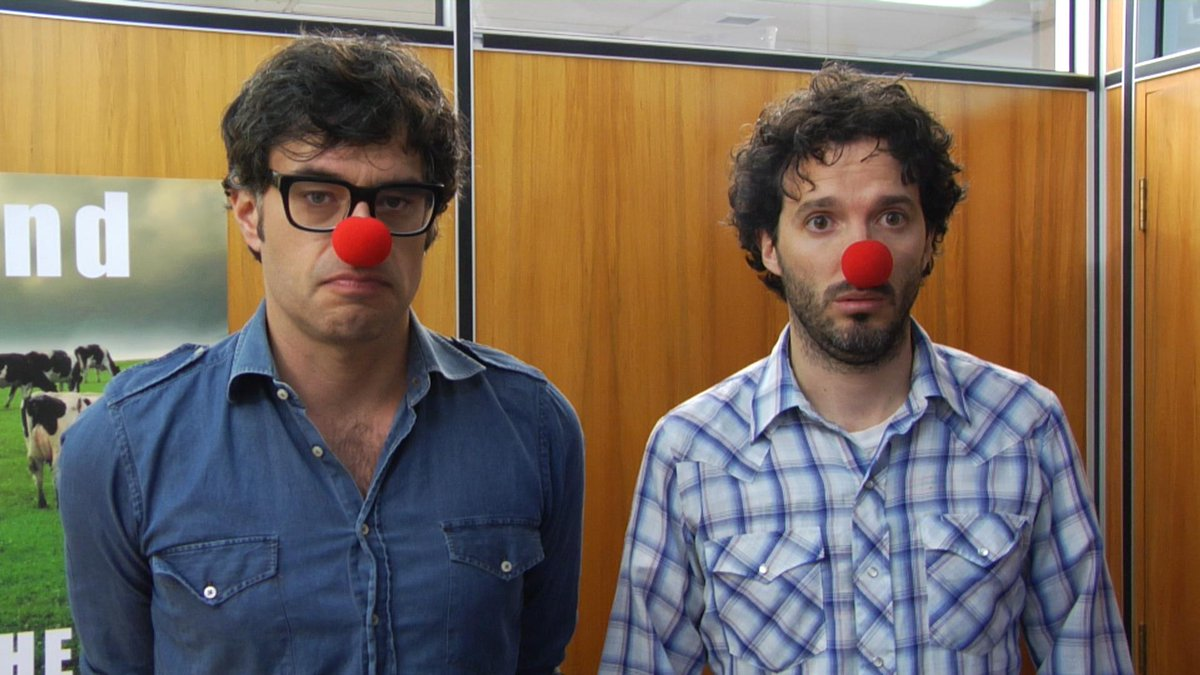 It's #RedNoseDay! Wake up & help @CureKidsNZ raise money to find cures for life threatening illnesses in children! http://t.co/FsS2pGTitp