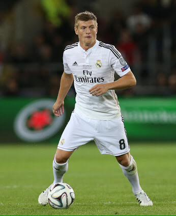 RT @madrid_players: Toni Kroos(Germany)2014- https://t.co/pFlo4Qvl9a