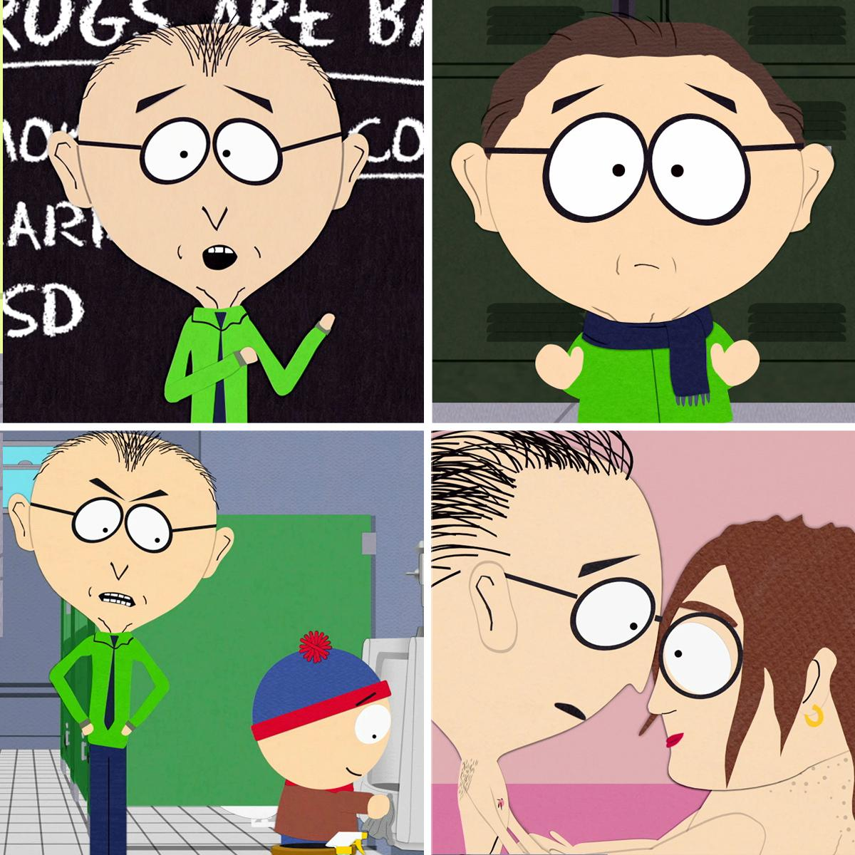 Mr mackey south park mkay