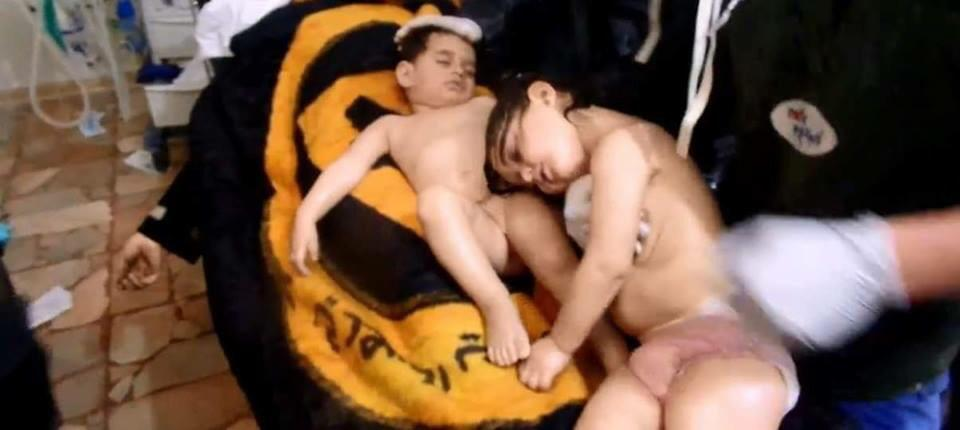 This is what Assad backed by #Iran does to children in #Syria http://t.co/b0Qw1qpSeF