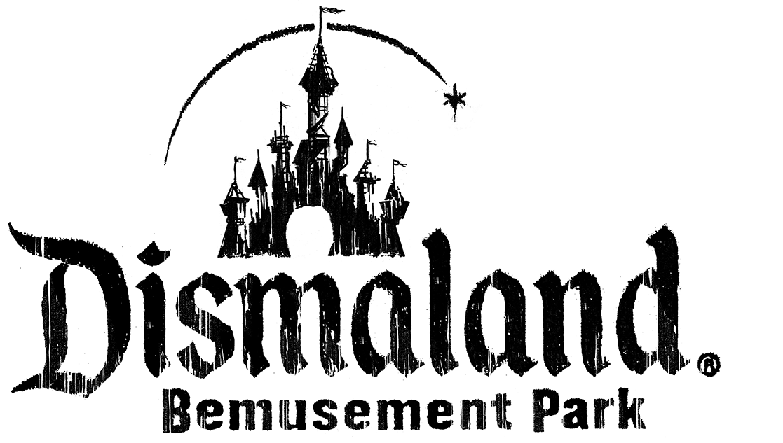 It seems Banksy has managed to perfectly recreate the misery of buying tickets for theme parks too... #Dismaland http://t.co/9UAxQgU4Kz