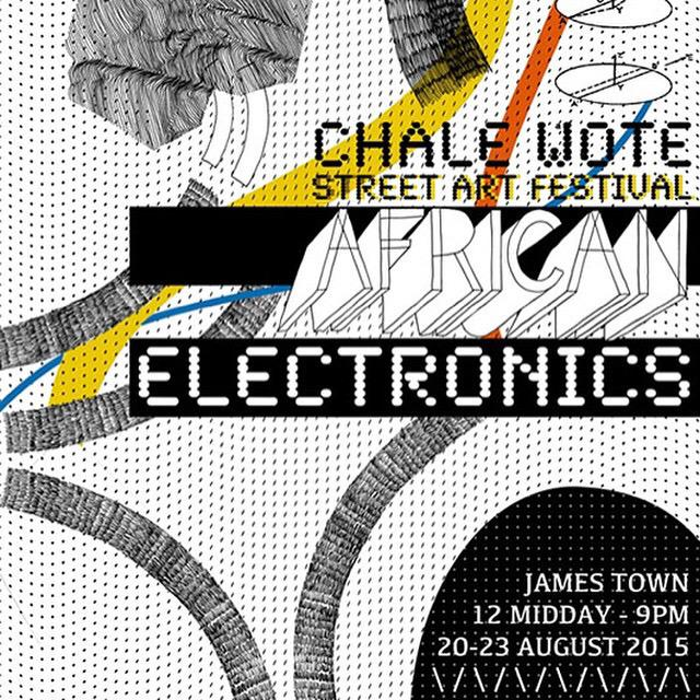 @kenturah is at this with an ambitious installation of new works made from qr code @Accradotalt #ChaleWote2015 http://t.co/iTgGfCkSEP