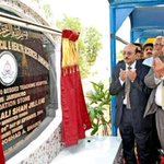 CM #Sindh Qaim Ali Shah Inauguration to Different Schemes In Sindh #WellDoneSindhGovtPPP #PPPForPakistan @AseefaBZ http://t.co/B9yuc9IpGw