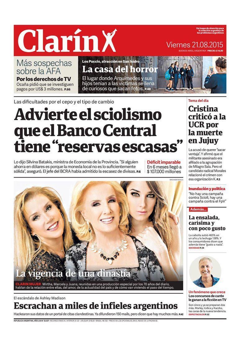 diario popular de hoy: