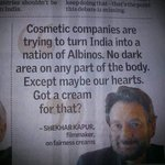 BULLS EYE!!! Respect @shekharkapur