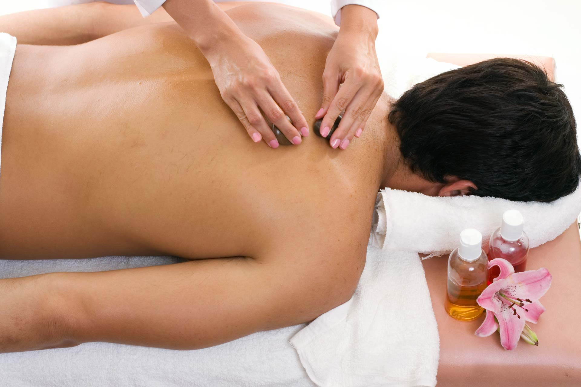 Как сделать массаж при хондрозе