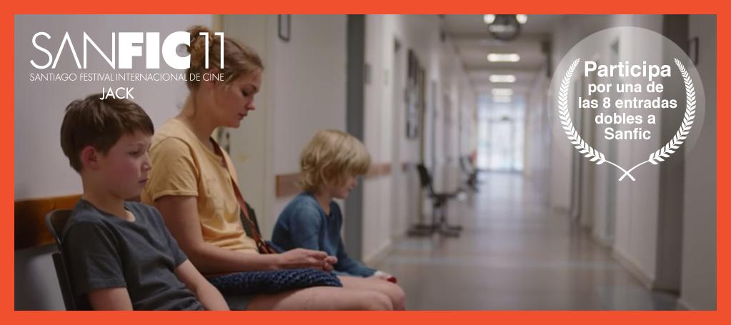 [CONCURSO] ¿Quieres ir a #Sanfic11? Haz RT y participa por una entrada doble para ver la película que quieras. http://t.co/2d7DFRs6u0