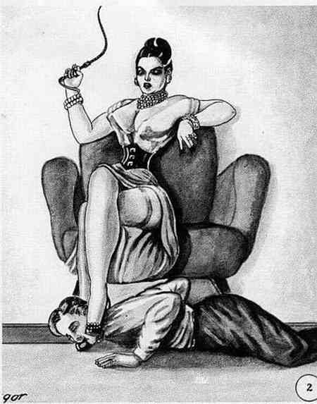 If I dont stop looking at #FemDom cartoons, I'll never get anything else done this morning lol. http://t